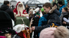Den 1. december åbner Skøjtebanen