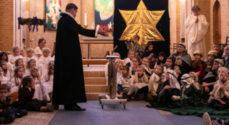 Børnegudstjenester fylder Christianskirken to gange