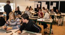 Privatskolen Als lagde lokaler til camp for superdygtige grundskoleelever