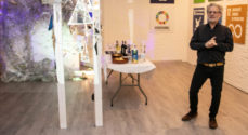 Debora Muszkats glaskunstudstilling er åben