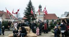 Billeder: Jul på Slottet