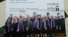 Kom og oplev flot korsang til De Ni Læsninger i Dybbøl Kirke