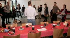 Billeder: Anja og Dans julearrangement