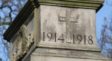 Billeder: De faldne soldater mindes