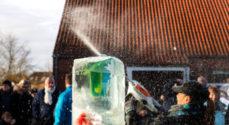 Nordborg har lagt i fryseren til en skulpturfestival