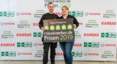 Syddansk Håndværkerservice fra Nordborg er regionens bedste gulvafsliber
