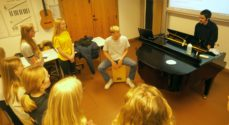 Musikken spiller igen på Alssundgymnasiet