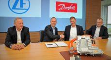 Danfoss indgår strategisk samarbejde med en af verdens største leverandører til bilindustrien