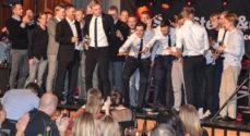 Nord-Als Boldklub fejrede årets fodboldhelte