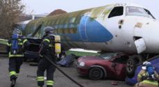 Sikkerhedschefen tilfreds med dagens flystyrt-beredskabsøvelse
