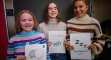 Tre Forskerspirer fra Statsskolen skal i konkurrence på Københavns Universitet