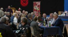 150 var med til Nord-Als Boldklubs jubilæumsreception