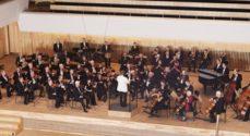 Nytårskoncert i Alsion med Slyngelorkestret