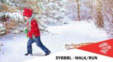 Skal du med ud og løbe eller gå Juledag?