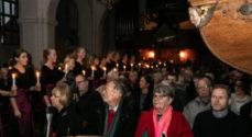 Sønderjysk Pigekor og Drengekor synger i Mariekirken