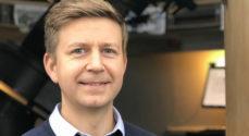 Lærer på Alssundgymnasiet Sønderborg tildeles H.C. Ørsted Medaljen
