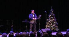 Poul Potts sang julesange i Alsion