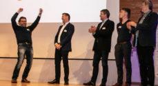 Allan Kaczmarek og Swipbox vinder den nye Kometprisen 2019