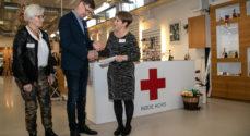 Rotary hjælper Røde Kors med penge til julehjælp