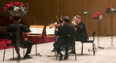 Billeder: Årets sidste Promusica-koncert