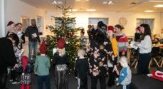 Julehygge hos Caras Pleje og Omsorg