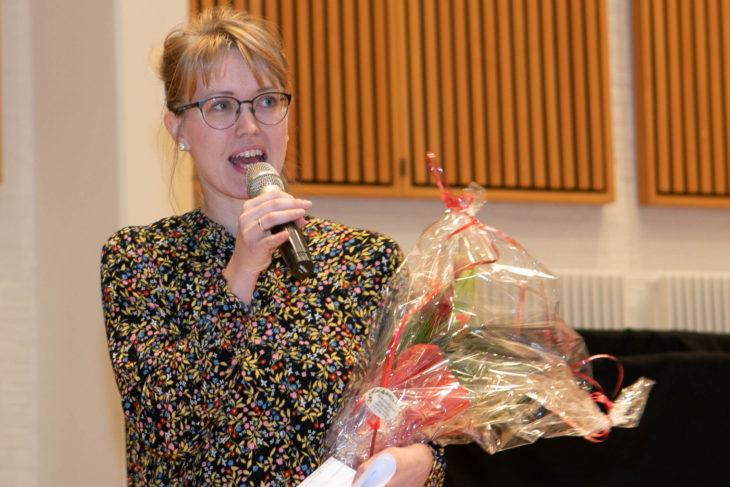 Anne Agerskov spiller orgelkoncert i Lysabild Kirke