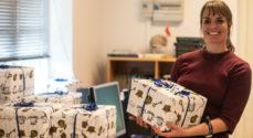 Hertughavens brugere får julegaver fra En God Jul for Alle