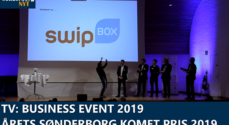 TV: Business Event 2019 – årets Sønderborg Komet Pris 2019