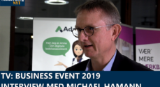 TV: Business Event 2019 – interview med Michael Hamann