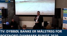 TV: Dybbøl Banke er målstreg for PostNord Danmark Rundt 2020