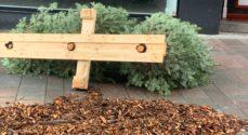 Sønderborg Handel: Julen i Sønderborg er ramt af hærværk