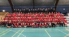 Vidar-Ulkebøl Håndbold fik over 30 nye medlemmer i 2019