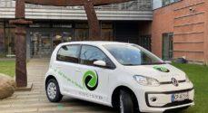 EUC Syd gi'r den gas i ny medarbejderbil - klimarigtig biogas