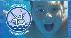 Børn og voksne kan lære at svømme i Nordals Svømmeklub