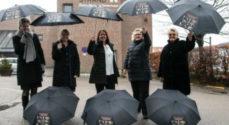 Kvindekomiteen markerer Kvindedagen på Hotel Sønderborg Strand