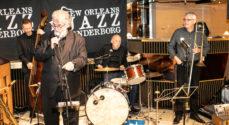Finn Odderskovs Quintet spiller glad New Orleans-jazz