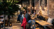 Espresso House i Borgen er åben