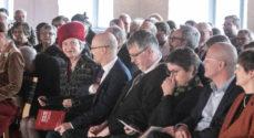 Billeder: Prinsesse Benedikte åbner 100 år med Danmark