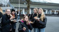 Billeder: Privatskolen Als fejrer 1. milepæl i udbygningsprojektet