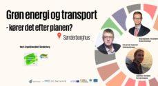Ungeklimarådet arrangerer debat med borgmesteren og transportministeren