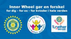 Inner Wheel: Hør om kvindernes rolle i genforeningen
