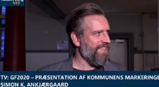 TV: GF2020 – Præsentation af kommunens markeringer – Simon K. Ankjærgaard