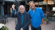 Brecklings Bogcafé: Ulf Pilgaard har lovet at komme til oktober