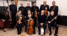 Ulkebøl Salonorkesters afskedskoncert