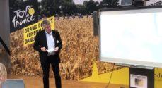 Pressemøde: Vi skal ha' mest mulig glæde og gavn af Tour de France
