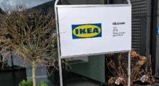 Nu kan du få dine onlinevarer fra Ikea udleveret på tagparkeringen hos Borgen