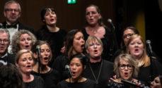 Dobbelt gospelkoncert i Sottrup Kirke