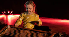 Billeder: Talenter spiller på MGK Festival