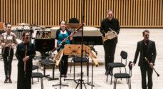 Prisvinderne Kirin Winds spillede ProMusica-koncert