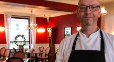 Sven Jørgensen er ny køkkenchef i DET GAMLE RÅDHUS